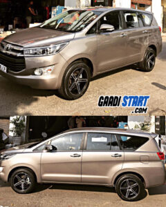 Toyota Innova alloys Modification