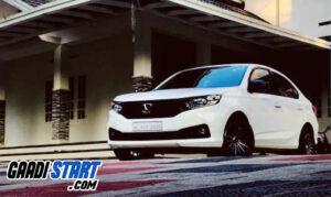 Honda Amaze modification