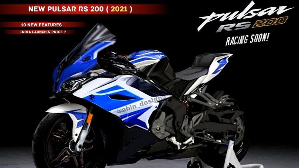 Bajaj Pulsar RS250