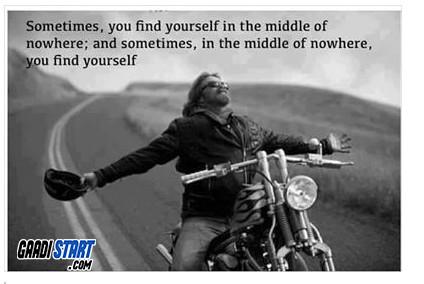 biker Motivational quotes