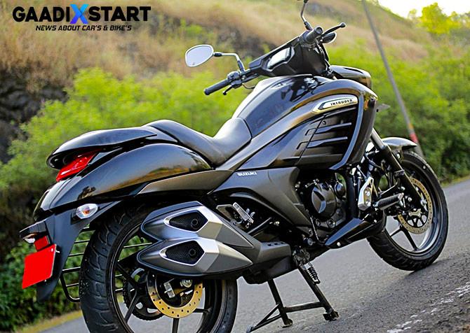 New Suzuki Intruder BS6 Price